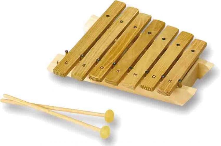 Ksylofony - zestaw