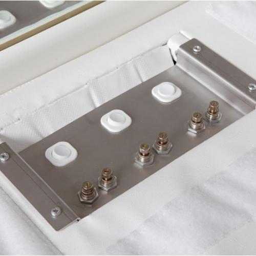Moduł sterowania przepływem powietrza do kolumn bąbelkowych (wodnych) Sport-Thieme® , wersja do zabudowy
