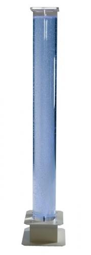 Kolumna bąbelkowa (wodna) LED dekoracyjna wolnostojąca