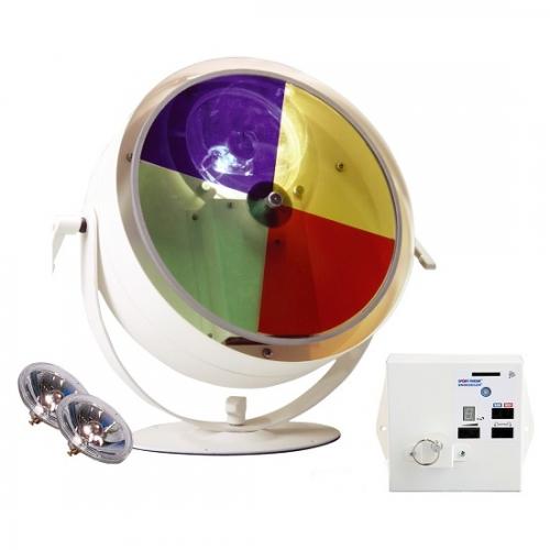Zestaw reflektorowy do projekcji w Snoezelen®