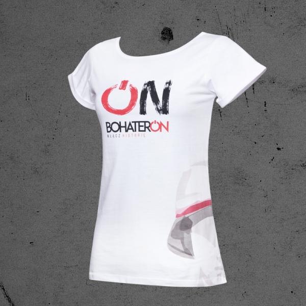 Koszulka damska BohaterON